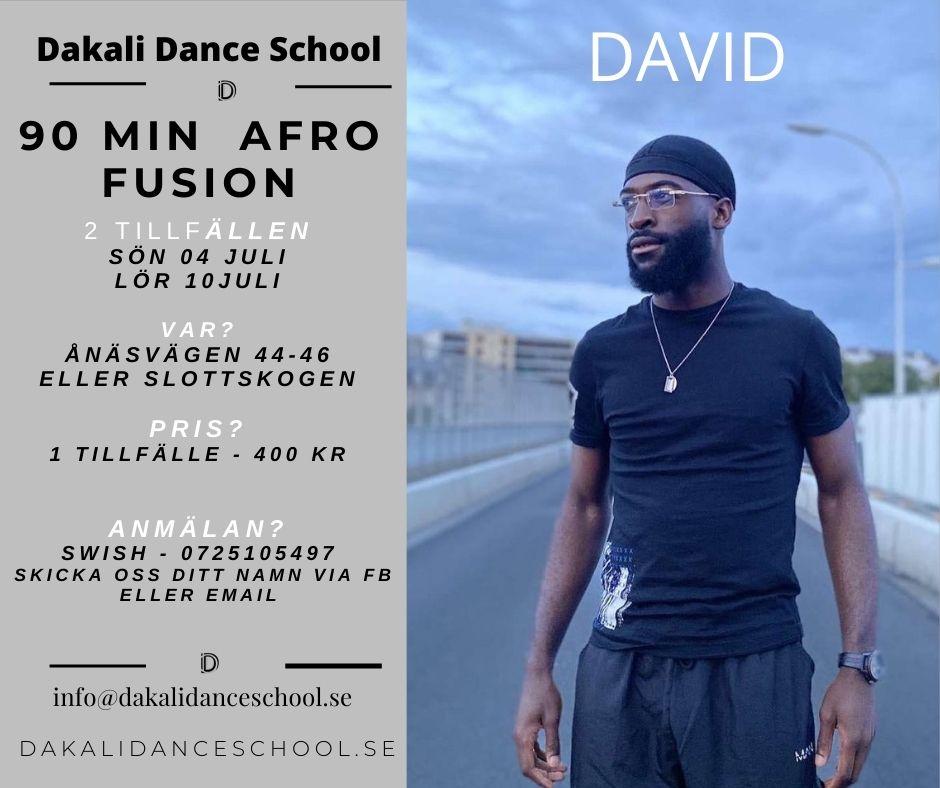 Dakali Dance School Teacher = Lessly private classes 1 Urban kizomba 1-3 Start week 6 Limited spots Other classes (Ginga,Ladystyling & Tarraxa) copy